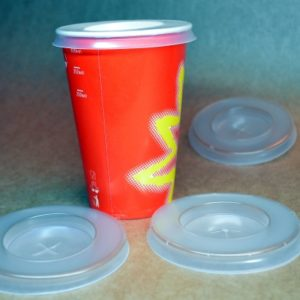 Cold lid for 12oz cups