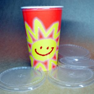 Cold lid for 16oz cups