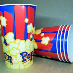 """Paper CUP V46 """"Popcorn Blue"""""""