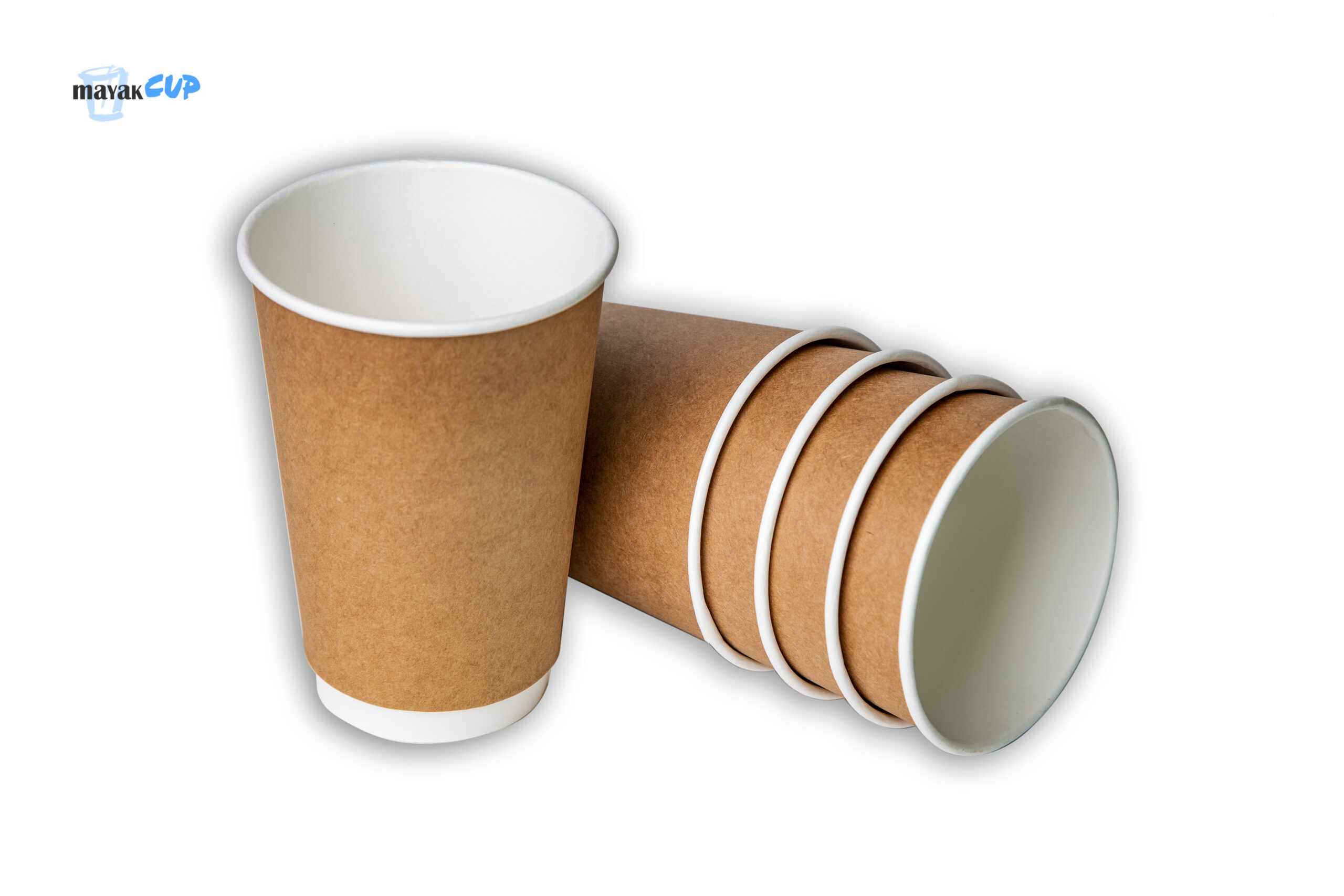 """Paper CUP 12oz """"Craft"""" Double-layer"""